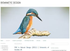 Biomimetic Design Blog