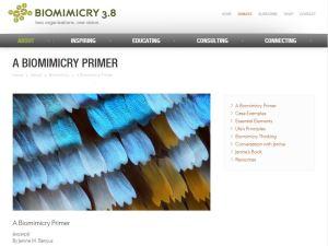 Biomimicry Primer by Janine Benyus